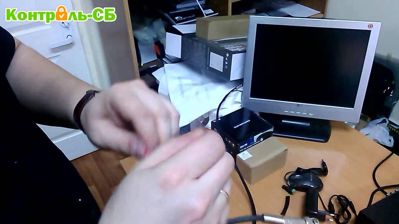 Как сделать скрытую видеонаблюдения своими руками 96