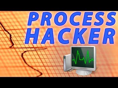 Process Hacker подробное описание и примеры работы с программой