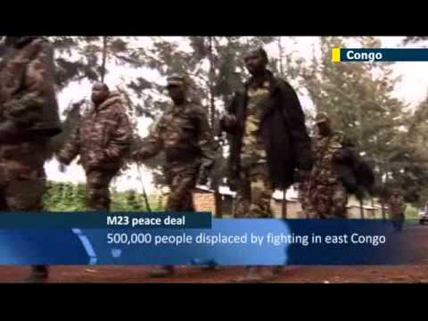 Historic Congo peace deal: M23 rebels sign ceasefire to potentially end decades-long conflict