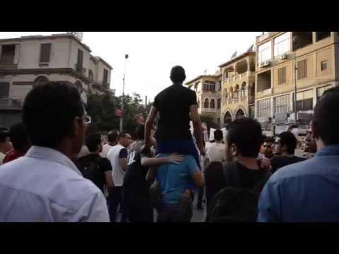الحرية لمعتقلي مسيرة إسقاط قانون التظاهر Freedom for the June 21st anti protest law march detainees