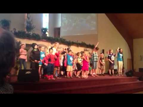 Jesus Is My Superhero Vbs video