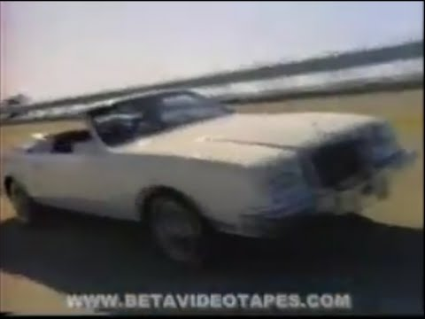 1982 General Motors Institutional Advertising   Commercial - Featuring the Buick Riviera Convertible