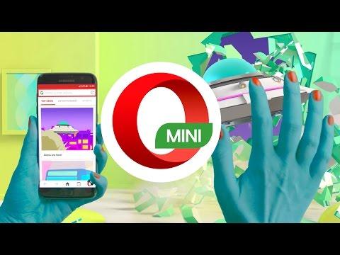 Скачать Opera Mobile