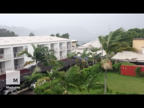 Monstrous Category 5 cyclone makes direct hit on tiny Vanuatu | Mashable