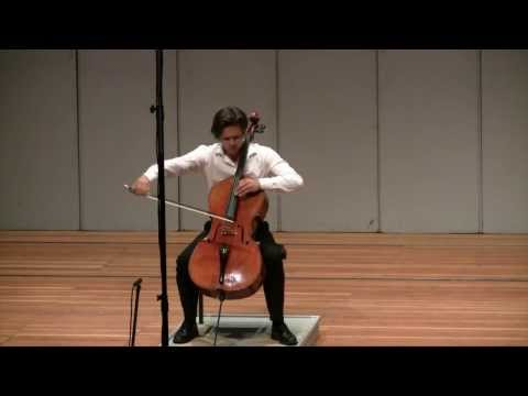Gyrgy Ligeti - Sonata for Cello solo | Mathias Johansen Music Videos