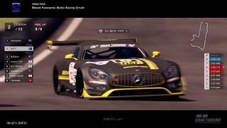 Gran Turismo™SPORT - Bathurst Mercedes AMG GT3 Gr3 (online race) v6