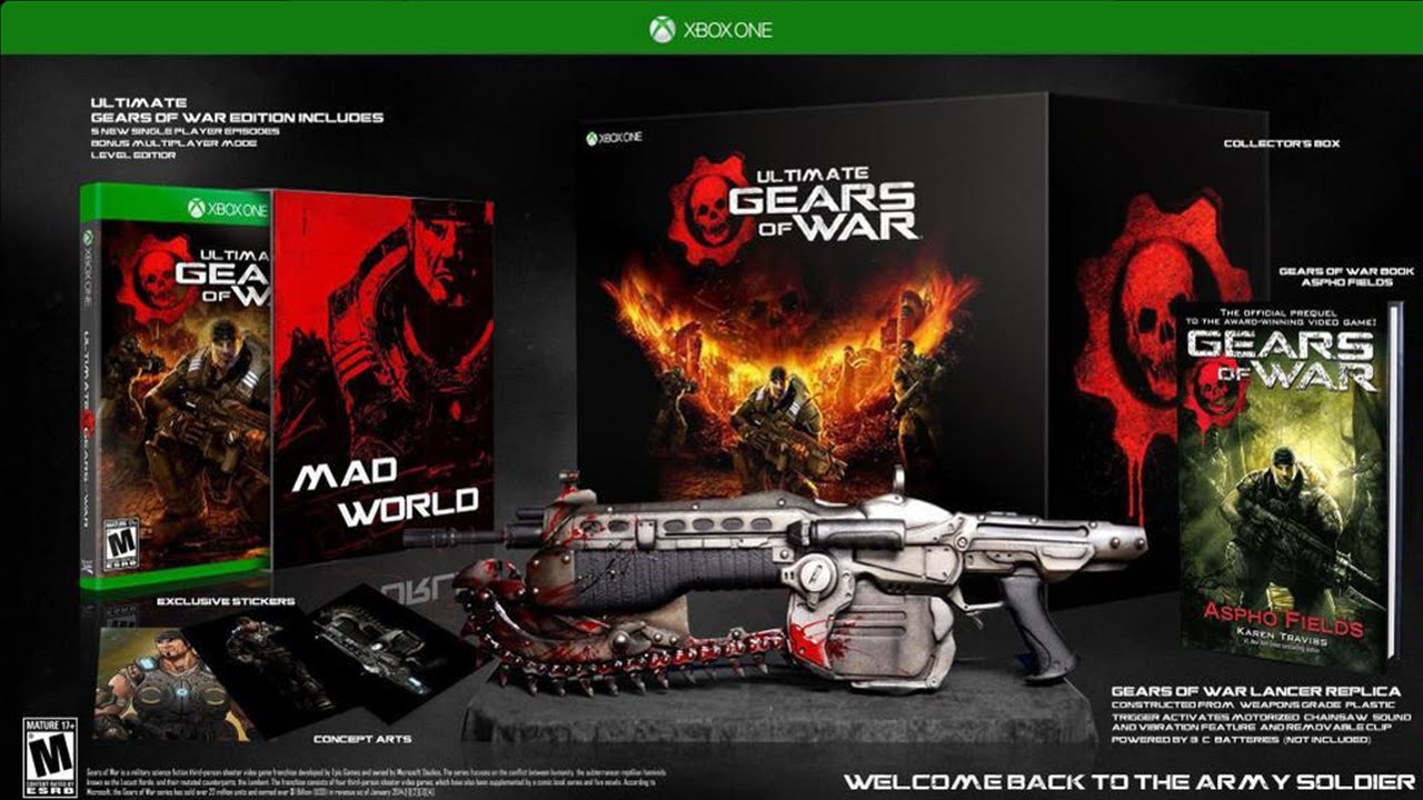 gears of war ultimate edition pc