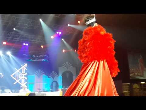 S.R.M Daris Nicole Reina Esmeralda -  Practica de tonadas 2015 Part 1