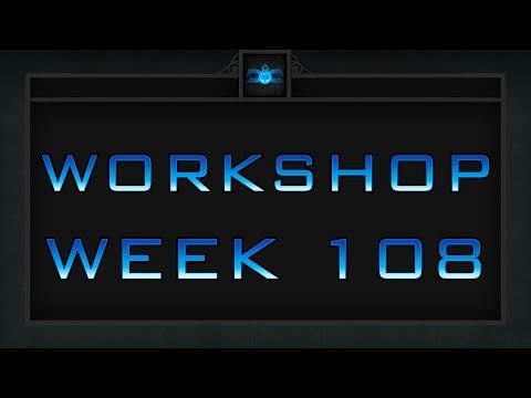 Dota 2 Weekly Workshop  Week 108