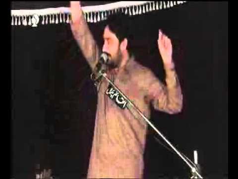 Zakir  Waseem Abbas Baloch  Majlis Jalsa 18 Oct 2014 Narowali Gujrat video