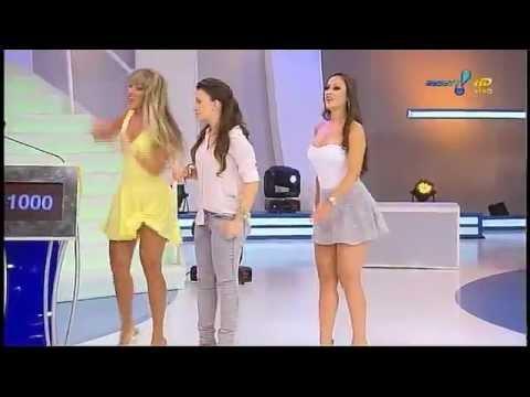 Renata Takahashi Lady Lu e Fabiana Andrade no Sabado Total - 08/12/12 thumbnail