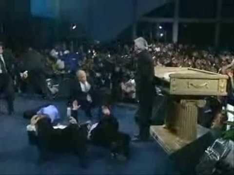 Benny Hinn - You'll See God's Anointing (2)