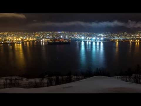 Murmansk's winter HD