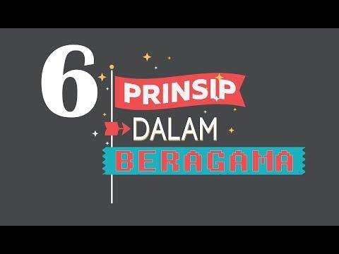 Ustadz Dr.Ali Musri Semjan Putra,MA - 6 PRINSIP DALAM BERAGAMA