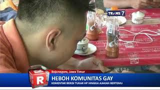 Heboh Komunitas Gay di Bojonegoro
