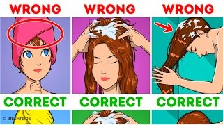 10 CLEVER TIPS TO AVOIDWASHING YOUR HAIR EVERY DAY