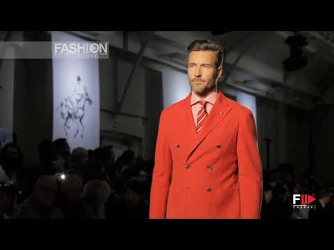 """HACKETT LONDON"" Backstage & Catwalk Menswear Spring Summer 2015 London by Fashion Channel"