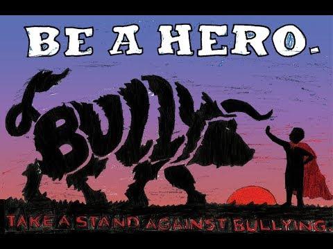Anti Bullying Poem (by Sondos Mahmandar)