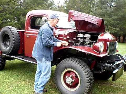 1946 Dodge Power Wagon >> 1946 Power Wagon - YouTube