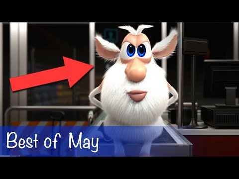 Booba - Compilation of all episodes - Best of May - Cartoon for kids thumbnail