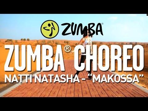 Natti Natasha - makossa   Zumba® Choreo By Alix video