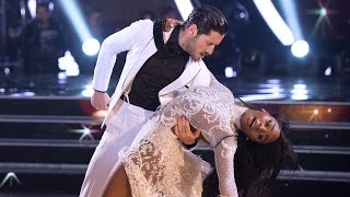 Normani SLAYS Dancing With The Stars Debut & Leaves Fifth Harmony Teary-Eyed