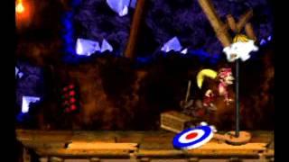 Atajos mundo 1-2 Donkey Kong Country 2 Diddy Kong Quest