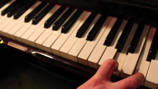 "Behind Closed Doors (Charlie Rich, ""Pig"" Robbins) country piano tutorial"