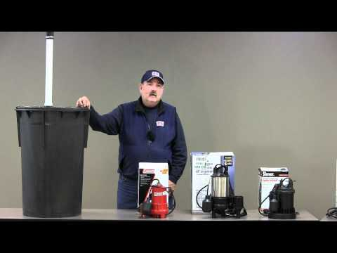 Sump Pump Reviews: Understanding Pumping Capacity