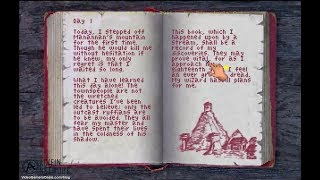King's Quest III: To Heir Is Human - Forbidden Book Discovered - The Director's Cut