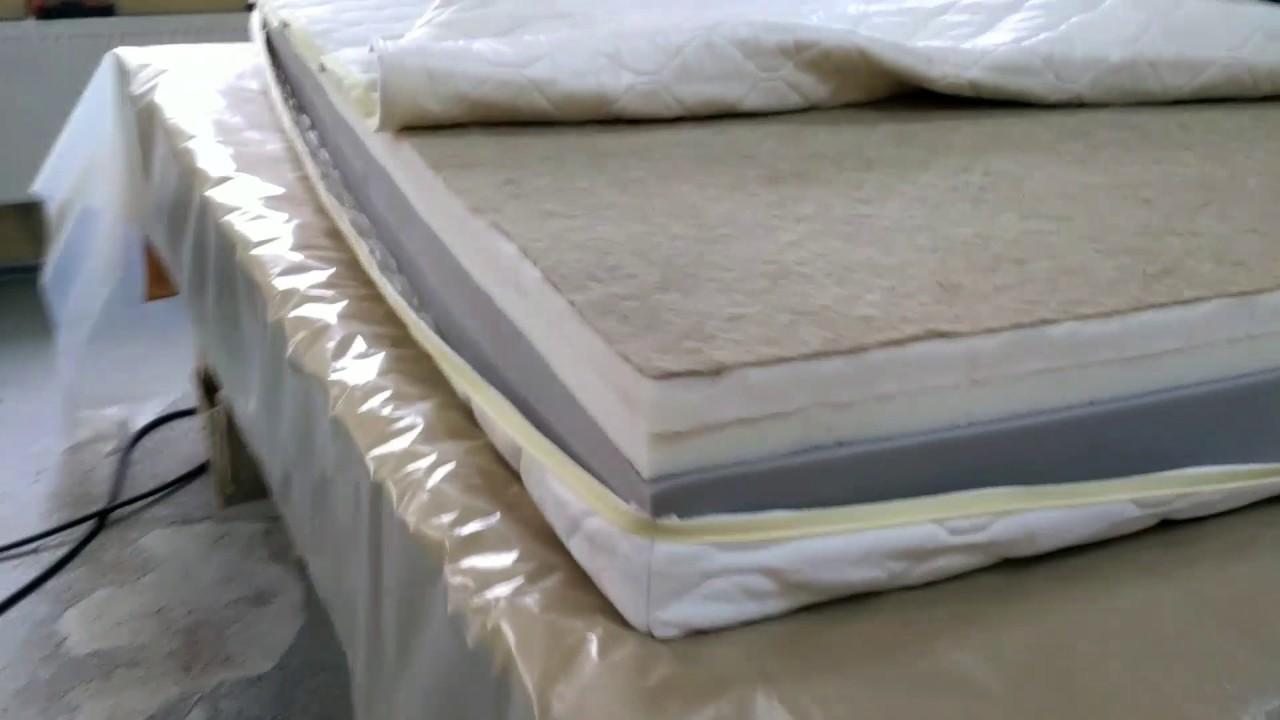 Как отремонтировать ватный матрас своими руками 97