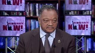 Rev. Jesse Jackson: Confirming Sessions as Attorney General Would Stick a Knife Through MLK