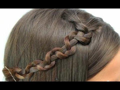 How To Snake Braid Zig Zag Braid Plait Tutorial Www