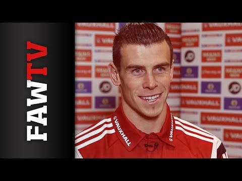 Real Madrid's Gareth Bale Proud to Play for Wales