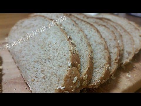 Resep Roti,Walnut  Bread