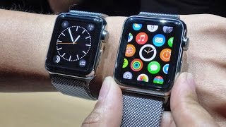 Applewatch Expierence (hands On)