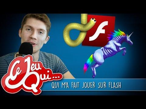 Ce jeu qui... m'a fait jouer sur Flash ! Et vous ?