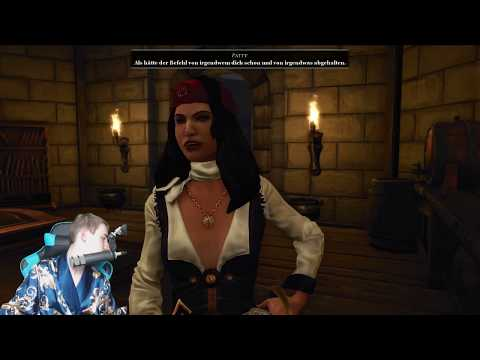Lets Play Risen 2: Dark Waters [Deutsch][Inquisition] Part 59 - Das Haus der Kapitäne