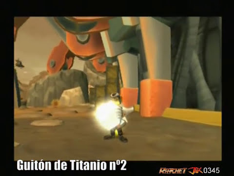 Guía de Guitones de Titanio y Trofeos de Ratchet & Clank 3 (Parte 1) / Titanium Bolts and Trophies