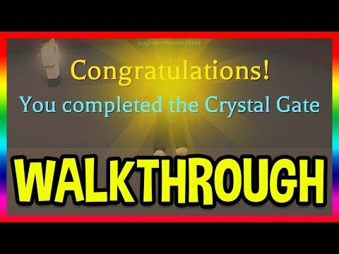 HOW TO GET THE CRYSTAL KEY WALKTHROUGH! (Crystal Key Location) | Roblox Ready Player One Event