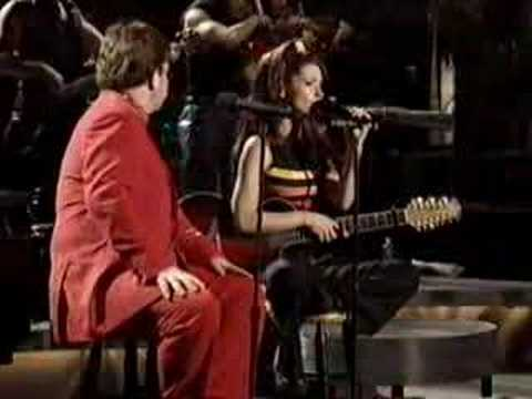 Shania Twain And Elton John - You're Still The One video