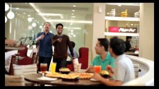 COMERCIAL BREAK IKLAN PIZZA HUT CHEESY 7 - BOBBY MUSCAR