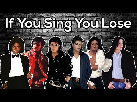 If You Sing or Dance You Lose - Michael Jackson Extreme Edition