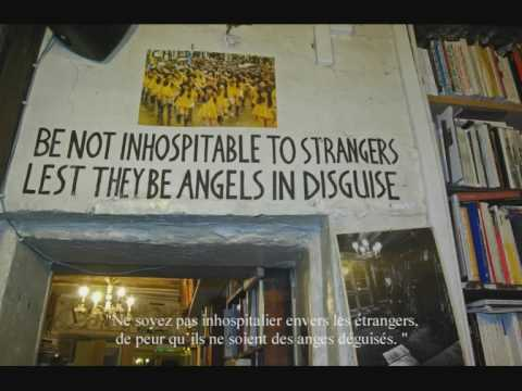 Slideshow of Shakespeare & Company in Paris