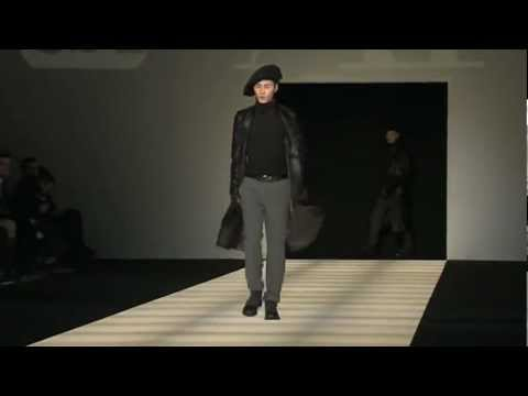 Emporio Armani - 2012 Fall Winter - Menswear Collection