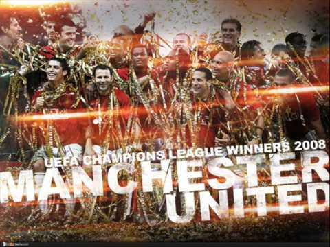 Manchester United Anthem Glory Glory Man United video