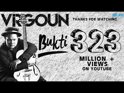 Virgoun - Bukti (Official Lyric Video)