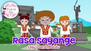 Download Lagu RASA SAYANGE | Lagu Daerah Maluku | Budaya Indonesia | Dongeng Kita Gratis STAFABAND