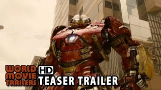 Vingadores: Era de Ultron - Avengers Age of Ultron Teaser Trailer (2015) HD