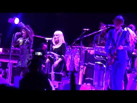 Arcade Fire F/ Debbie Harry Heart of Glass / Sprawl - Coachella 2014